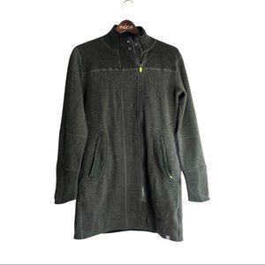 NWT Title Nine Wool Dark Olive Jacket